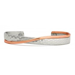 Sergio Lub Copper Magnetic Bracelet Embrace
