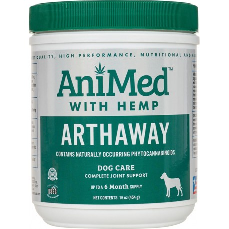 Animed Arthaway w/Hemp