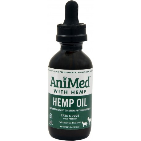 Animed Pure Hemp Oil