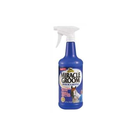 Absorbine Miracle Groom, 32oz with Sprayer