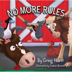 Book - No More Rules