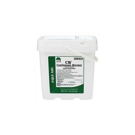 Equi Aid CW Continuous Wormer 10lb