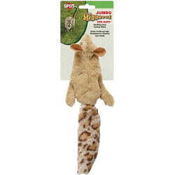 Ethical Spot Skinneeez Squirrel Cat Toy
