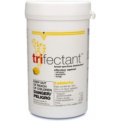 Trifectant Disinfectant Tablets 50ct