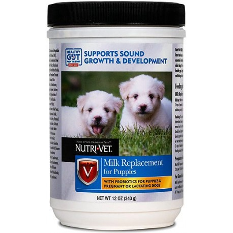 Nutri-Vet Puppy Milk Replacer
