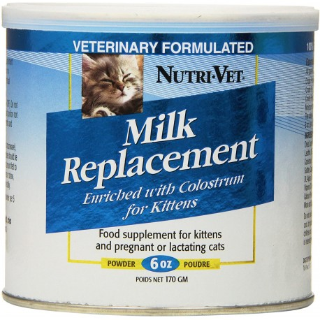Nutri-Vet Kiten Milk Replacer