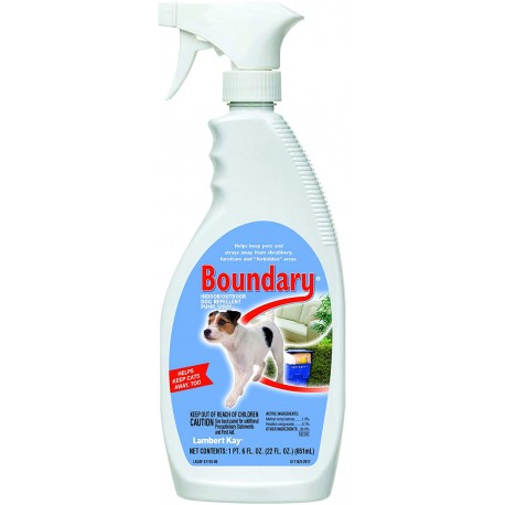 Boundary Dog & Cat Repellent Spray
