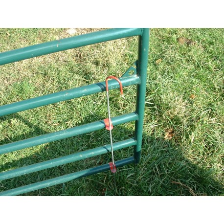 Prop-A-Gate Tubular Gate Holder