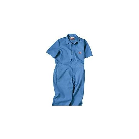 Coveralls-Shortsleeve-Navy