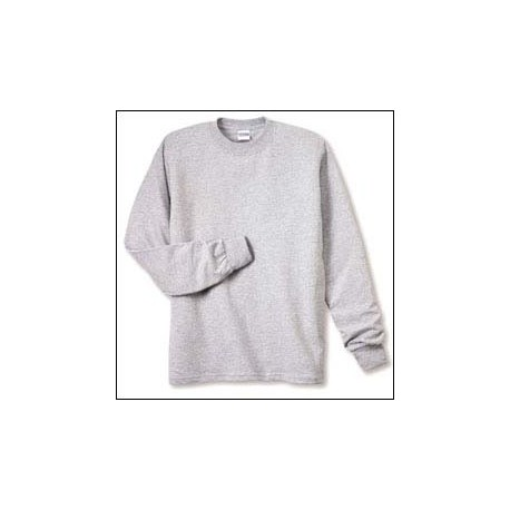 Fruit of Loom Long Sleeve T-Shirt (gray) 4994
