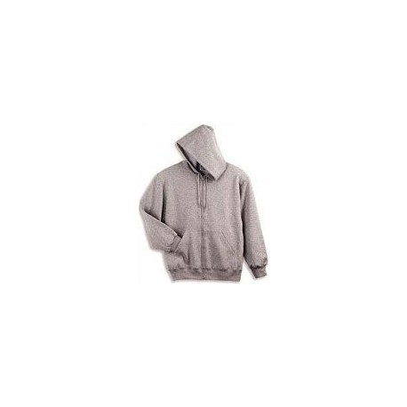 Fruit of  Loom Hooded Sweat Shirt w/ Zipper-Adult (colors)