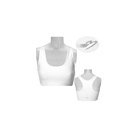 Women's Sports Bra (white)