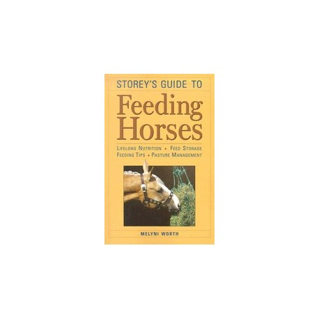 Guide to Feeding Horses Book