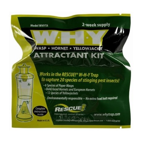 Rescue WHY Trap - Attractant Only