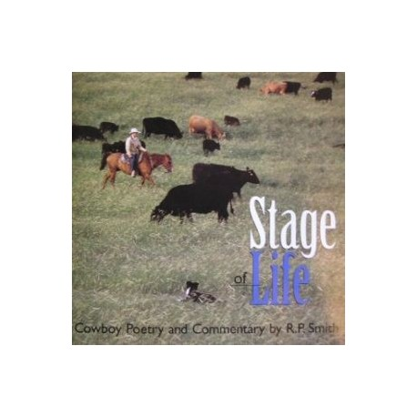 Stage Of Life CD-Cowboy Poetry