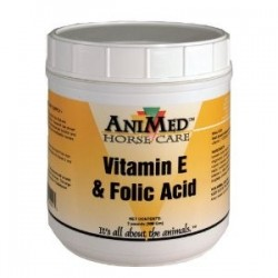 Animed Folic Acid & Vitamin E Powder 2lb