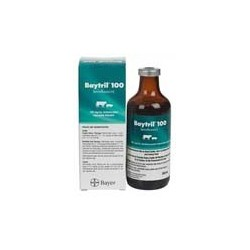 Baytril 100 RX 250ml