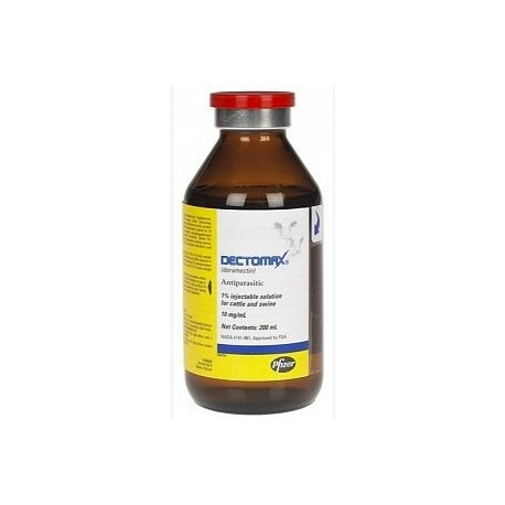 Dectomax Injectable 200ml
