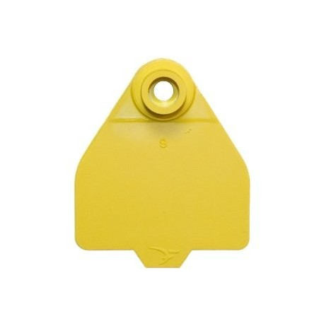 Duflex Medium Blank Tags 25ct