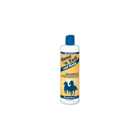 Mane N Tail & Body Shampoo 12oz