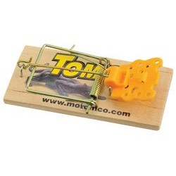 Tomcat Mouse Trap - Wooden 2pk