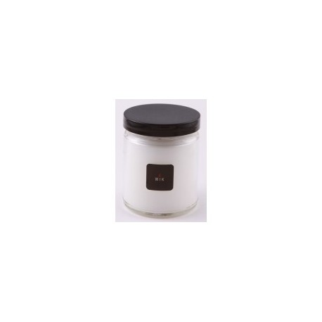 WIK Mottled Wax Candle CLEAN COTTON 6.5oz
