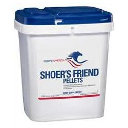 Shoer's Friend Pellets 22lb