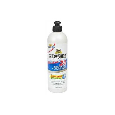 Showsheen 2-1 Shampoo and Conditioner