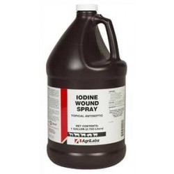Gentle Iodine 1% gallon