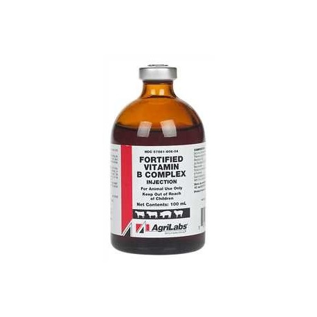 High Level Vitamin B Complex 100ml
