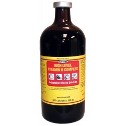 High Level Vitamin B Complex 500ml