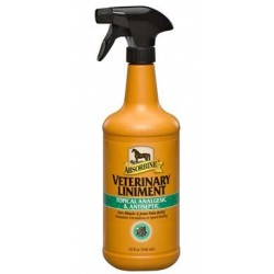 Veterinary Liniment  32oz w/sprayer
