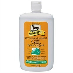 Veterinary Liniment Gel 12oz