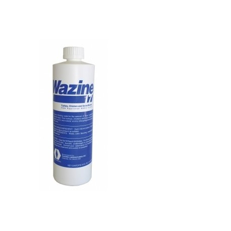 Wazine 17% Wormer (16oz.)