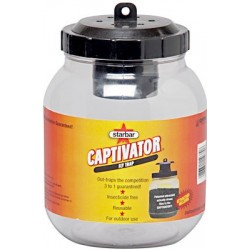 Captivator Fly Trap 2qt
