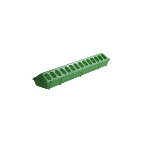 "Flip Top Feeder Plastic 20"" LIME GREEN 820 each"
