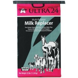 Grade A Ultra Milk Replacer (25lb)