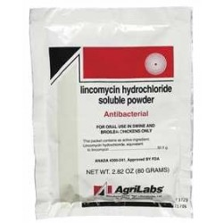 Lincomycin Powder (80gm)