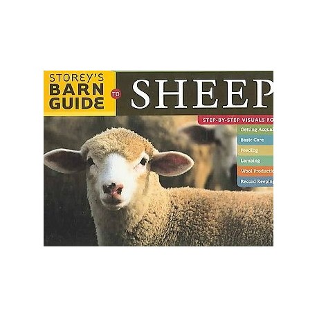 Storey's Barn Guide to Sheep Book