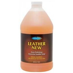 Leather New Glycerine Saddle Soap 64oz