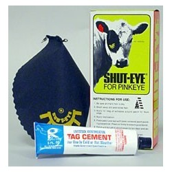 Shut-Eye Pinkeye Patches (cow)