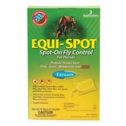 Equi Spot Fly Control for Horses 3month