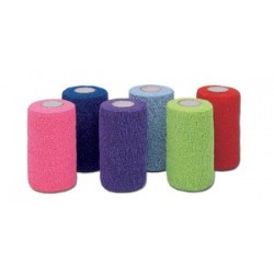 "Coflex Bandage 4"" Colorpack Pack 18ct"