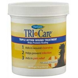 Tri Care Triple Action Wound Treatment 14oz