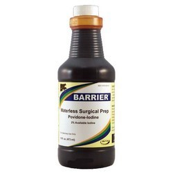 Barrier Waterless Surgical Prep 16oz