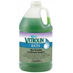 Vetrolin Bath Shampoo 64oz
