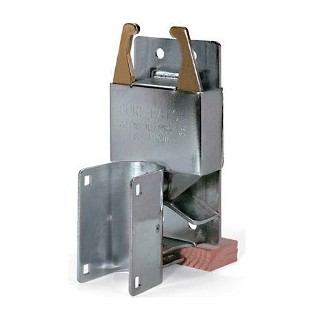 Sure-Latch Two Way Gate Latch