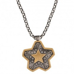 NC1312NCF New Classic Star of the West Pendant Necklace
