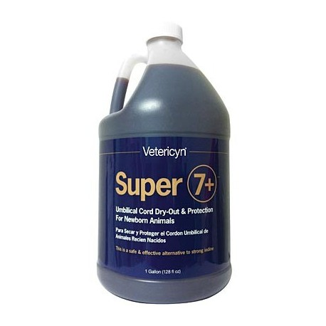 Vetericyn Super 7+ Navel Dip gallon