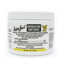 Happy Jack Dermacide Ointment 4oz